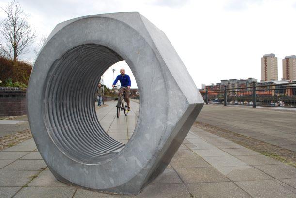 Sculpture in Sunderland