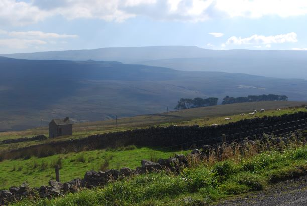 The Northern Pennines are bleak yet beautiful