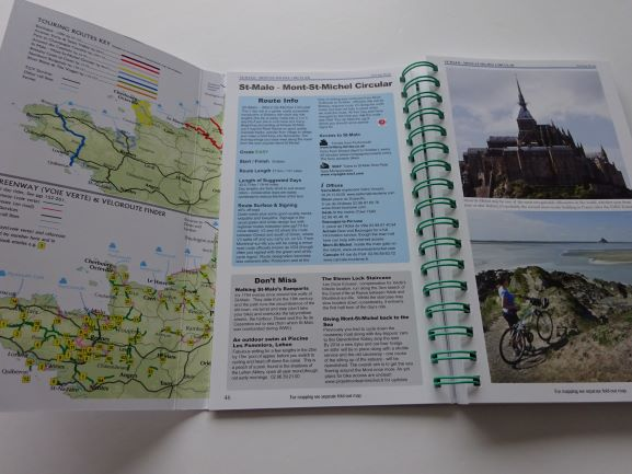 Cycling Northern France - St-Malo to Mont-St-Michel