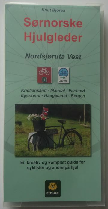 Norway - North Sea Cycle Route West - boxed
