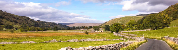 Lovely - if often challenging - cycle routes in the Yorkshire Dales