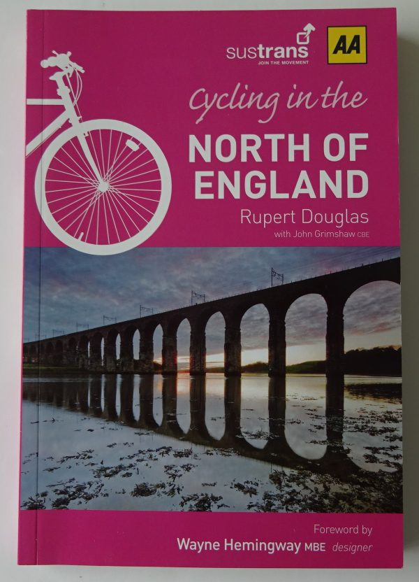 Cycling in the North of England AA guide book