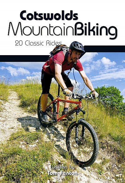 Cotswolds Mountain Biking guide book from Vertebrate