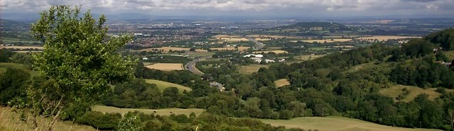 Cycle routes through the Cotswolds