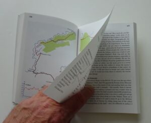 Northumberland Mountain Bike guide - sample pages
