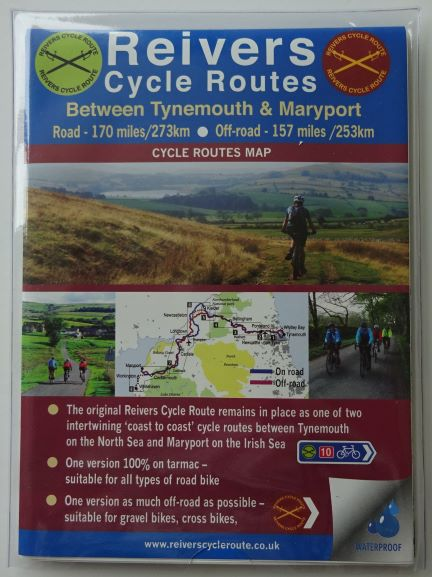 Reivers Cycle Route Maps - Northern Heritage