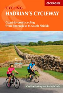 Hadrian's Cycleway Cicerone guide book