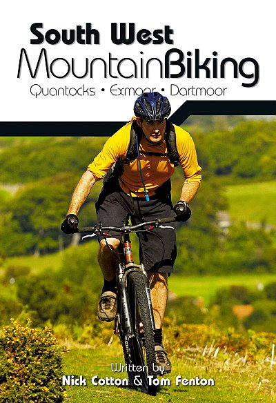 South West England mountain biking guide books