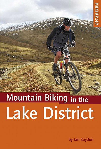 Mountain Biking in the Lake District Cicerone guide book