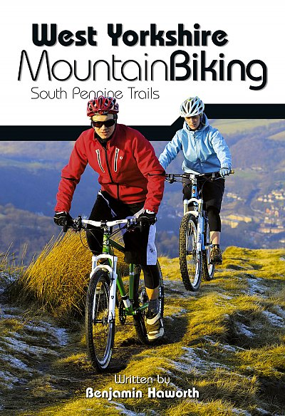 West Yorkshire Mountain Biking Vertebrate guide book