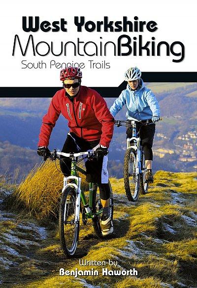 West Yorkshire Mountain Biking Vertebrate guide book