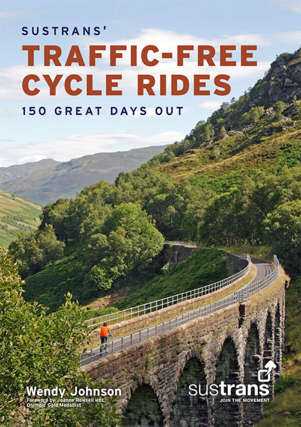Traffic Free Cycle Rides Sustrans Guide Book