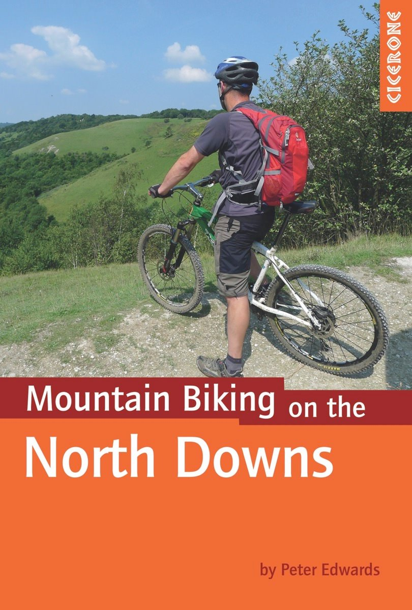 Mountain Biking on the North Downs Cicerone guide