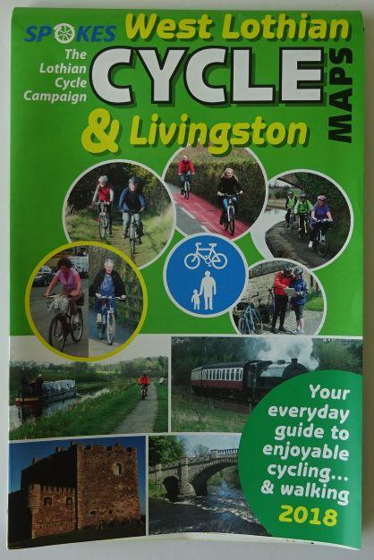 West Lothian Cycle Map - Spokes