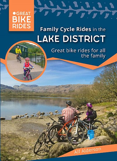 Family Cycle Rides in the Lake District